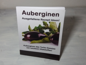 Auberginen Kochbuch - Auberginen Rezepte