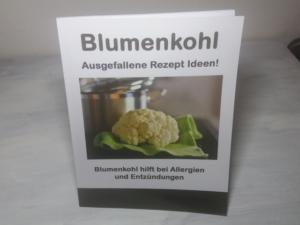 Blumenkohl Kochbuch -Blumenkohl Rezepte