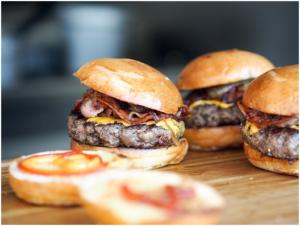 Burger - Ausgefallene Rezept Ideen
