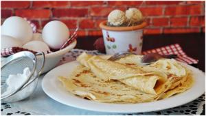 Pfannkuchen - Ausgefallene Rezept Ideen