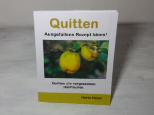 Quitten Kochbuch - Quitten Rezepte