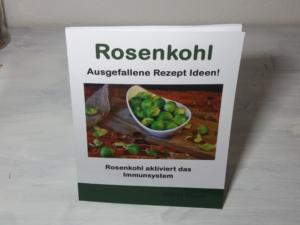 Rosenkohl Kochbuch - Rosenkohl Rezepte
