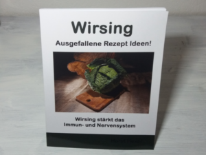 Wirsing Kochbuch - Wirsing Rezepte
