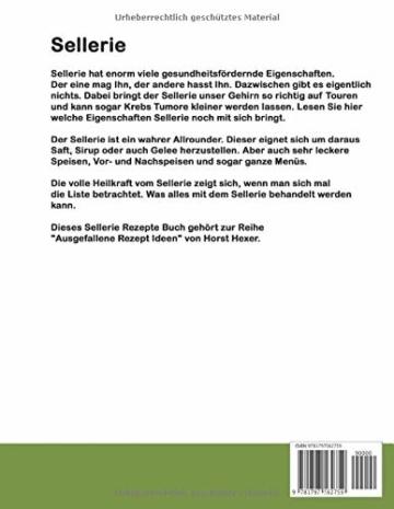 Sellerie - Ausgefallene Rezept Ideen: Sellerie hält das Gehirn jung und schützt vor Depressionen! - 2