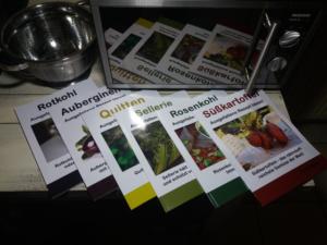 Ernährungsumstellung - Speiseplanung mit Horst Hexer