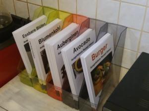 Kochbuch zum Sammeln