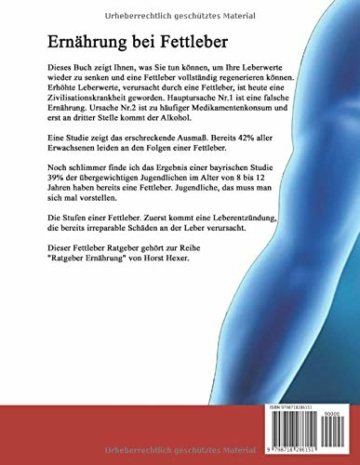 Fettleber - Ratgeber Ernährung + Kochbuch 65 Rezepte: Selbstheilung - Leberwerte senken - 2