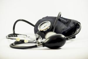 Zu niedriger Blutdruck - Blutdruckmessgerät